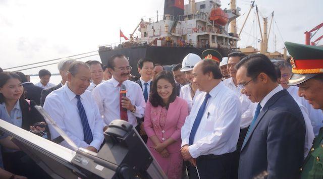 Sắp khởi công dự án LNG hơn 3 tỷ USD ở Long An - Ảnh 1.