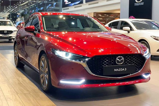 Bốc được biển '444.44', chủ nhân Mazda3 tiết lộ: 'Có người trả 1,8 tỷ nhưng tôi không bán' - Ảnh 3.