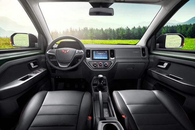 GM sắp tung bán tải siêu rẻ, giá quy đổi chỉ từ 207 triệu đồng - Ảnh 6.