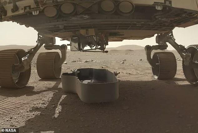Bí mật sống còn của trực thăng sao Hỏa đầu tiên trong lịch sử: Phải sống sót qua đêm đầu tiên ở nhiệt độ -90 độ C - Ảnh 3.