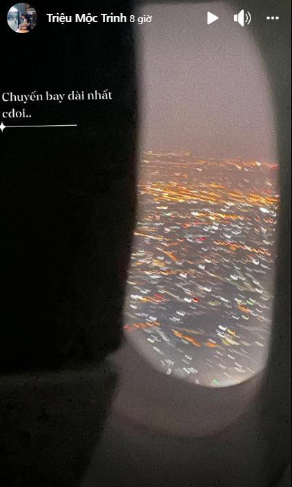Vợ Đỗ Hùng Dũng nhắc đến chuyến bay dài nhất cuộc đời và phản ứng đặc biệt của CDM - Ảnh 2.