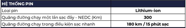 Đây là thông số 'full' của VinFast VF e34 - Xe điện đang gây 'hot' tại Việt Nam - ảnh 2