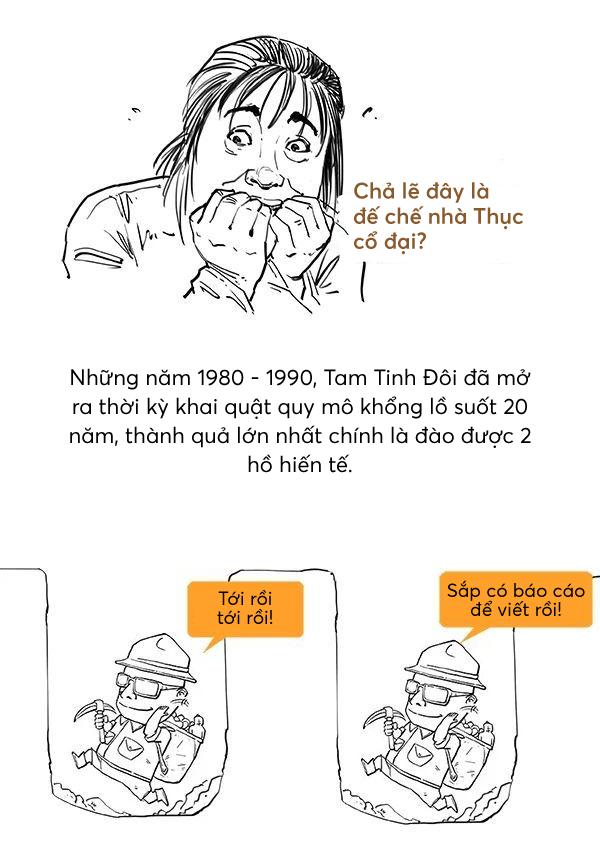 Infographic: Một phút để hiểu tại sao Tam Tinh Đôi có thể viết lại lịch sử Trung Quốc - Ảnh 6.