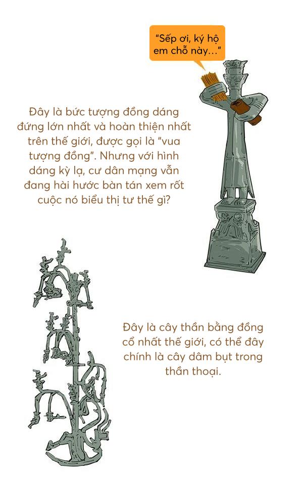 Infographic: Một phút để hiểu tại sao Tam Tinh Đôi có thể viết lại lịch sử Trung Quốc - Ảnh 9.