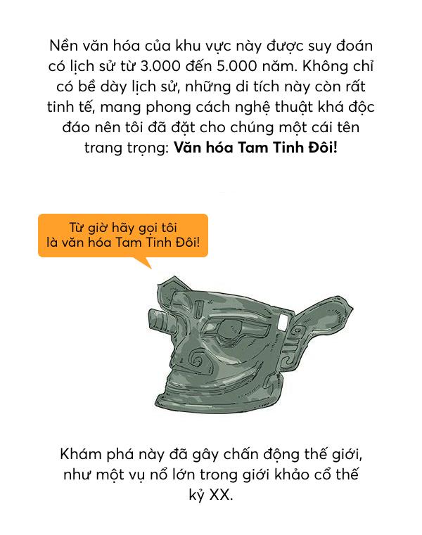 Infographic: Một phút để hiểu tại sao Tam Tinh Đôi có thể viết lại lịch sử Trung Quốc - Ảnh 10.