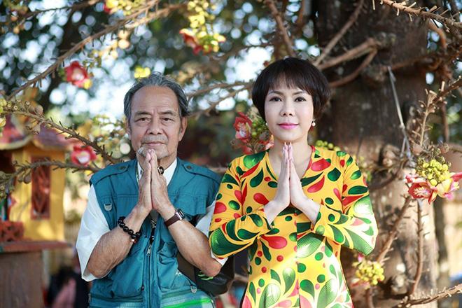 Điều ít biết về cuộc đời, gia thế của danh hài Việt Hương - Ảnh 1.