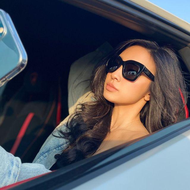 Lộ diện nữ chủ nhân 9x nóng bỏng của Lamborghini Aventador bản độ tiền tỷ siêu độc tại Việt Nam - Ảnh 1.