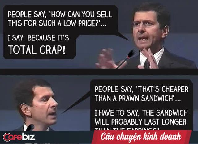 Trò đùa chết chóc: Cố kể một chuyện hài trước bàn dân thiên hạ, vị CEO khiến công ty mất 1 tỷ USD chỉ trong 10 giây - ảnh 5