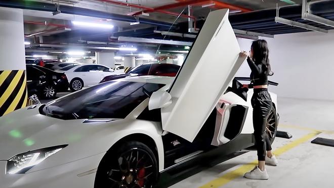 Lộ diện nữ chủ nhân 9x nóng bỏng của Lamborghini Aventador bản độ tiền tỷ siêu độc tại Việt Nam - Ảnh 3.