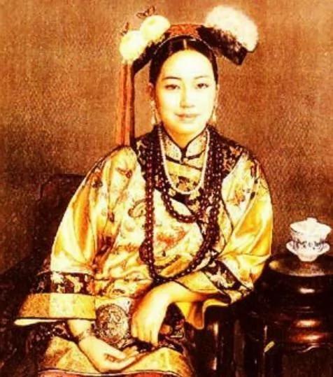 Khôi phục dung mạo của Từ Hi Thái hậu thời xuân xanh, trông như thế nào?