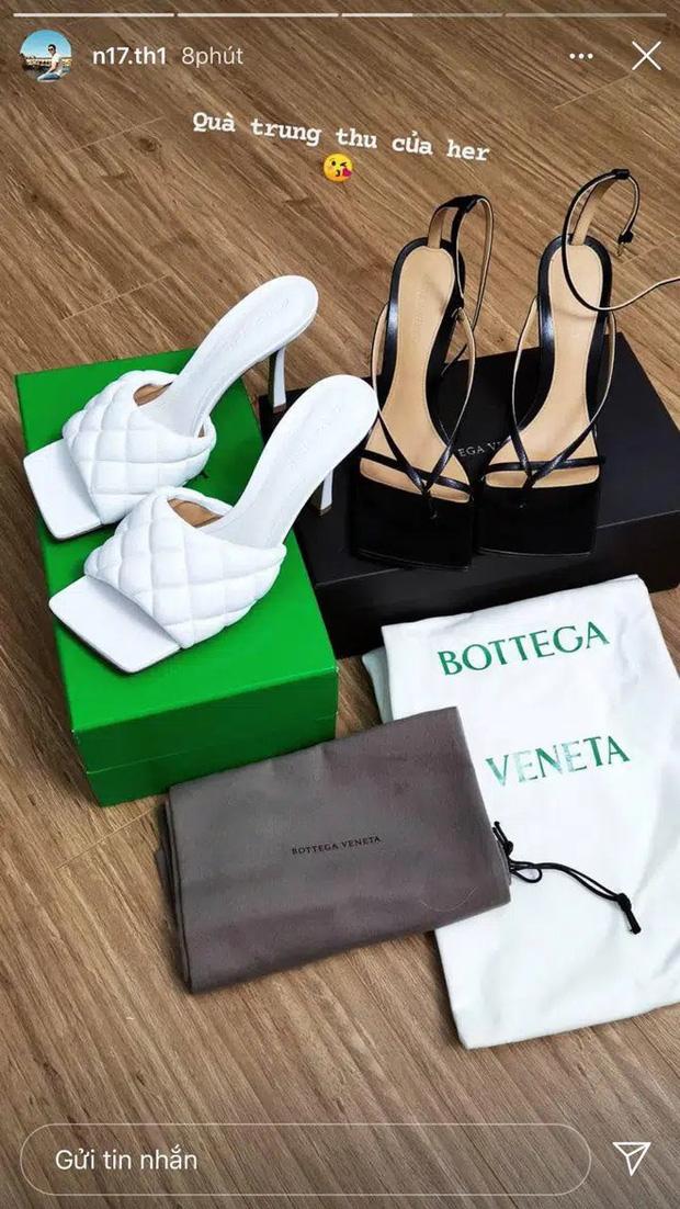 Thiếu gia bị tố nhận vơ 2 đôi giày 41 triệu tặng bạn gái, sốc hơn chính là danh tính người bóc phốt - Ảnh 4.