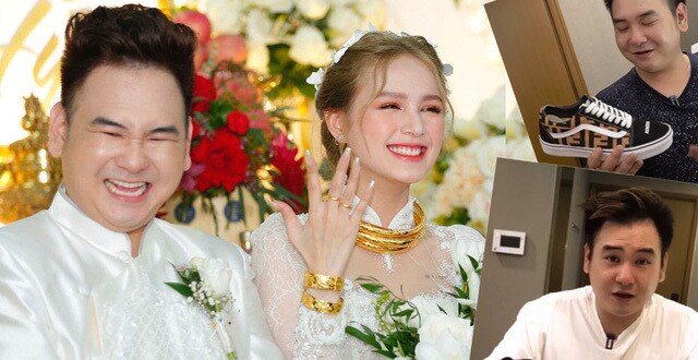 Streamer đại gia giàu nhất Việt Nam lấy vợ kém 13 tuổi: Tôi cảm giác như mình bị gài - Ảnh 4.