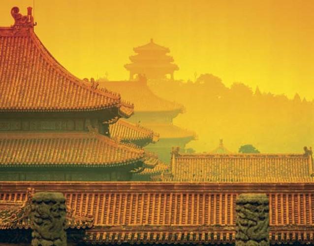 Các mái nhà ở Tử Cấm Thành luôn sạch bóng, chim cũng không dám đậu suốt 600 năm - Kiến trúc sư lý giải nguyên nhân! - Ảnh 1.