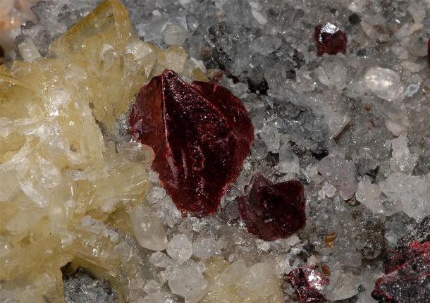 Khai quật mộ cổ, tìm thấy bình chất lỏng màu vàng bí ẩn: Chuyên gia kinh sợ với thành phần và công dụng chết người của nó - Ảnh 3.