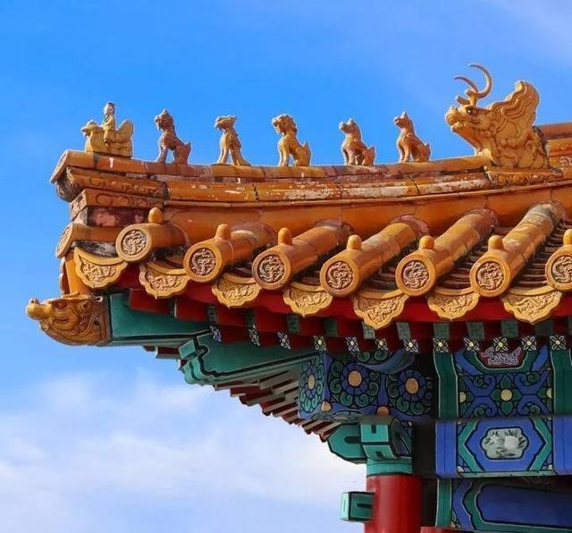 Các mái nhà ở Tử Cấm Thành luôn sạch bóng, chim cũng không dám đậu suốt 600 năm - Kiến trúc sư lý giải nguyên nhân! - Ảnh 3.