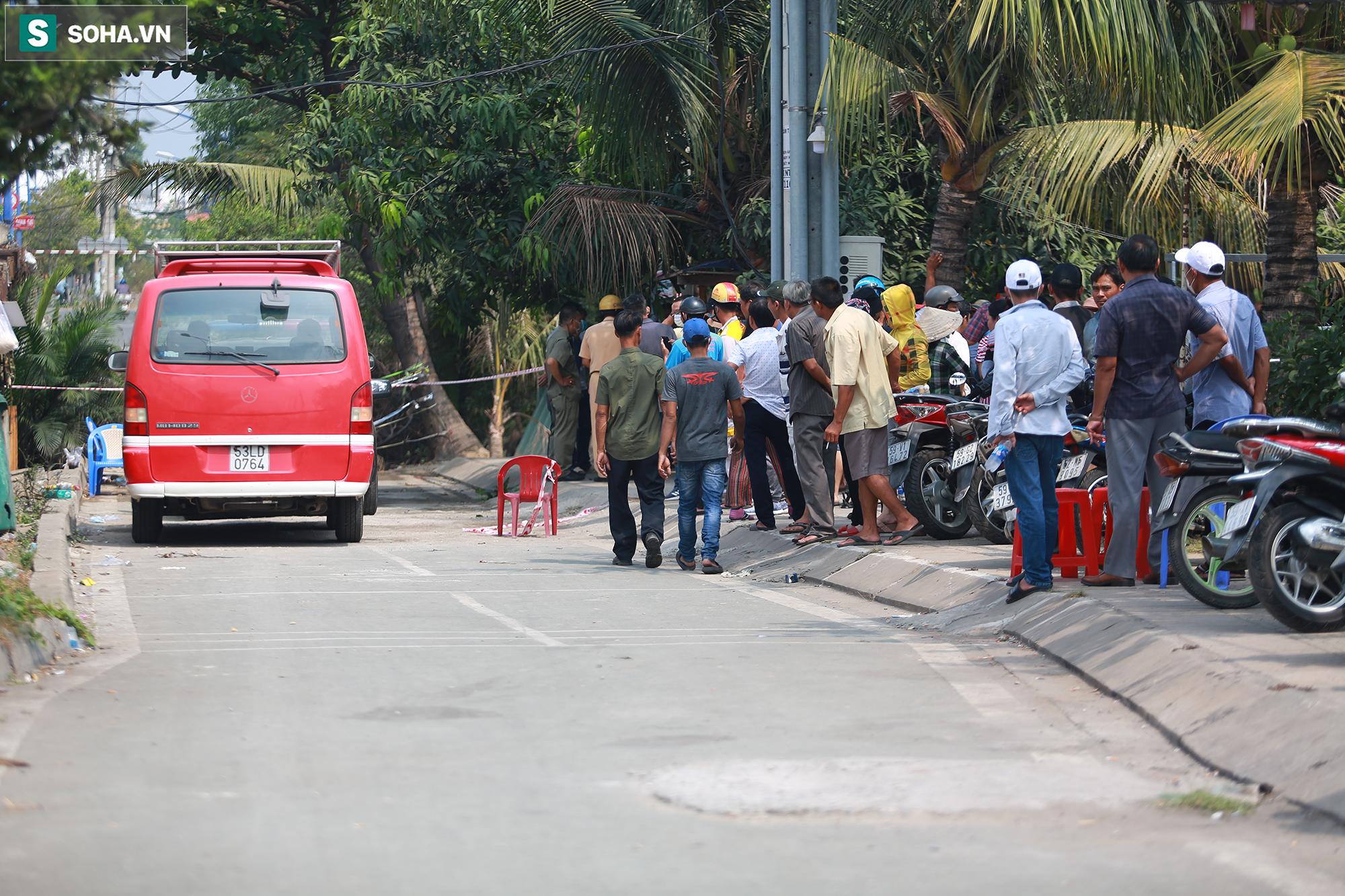 Xót xa hình ảnh còn lại sau đám cháy khiến 6 người trong một gia đình tử vong ở TP.Thủ Đức - Ảnh 7.