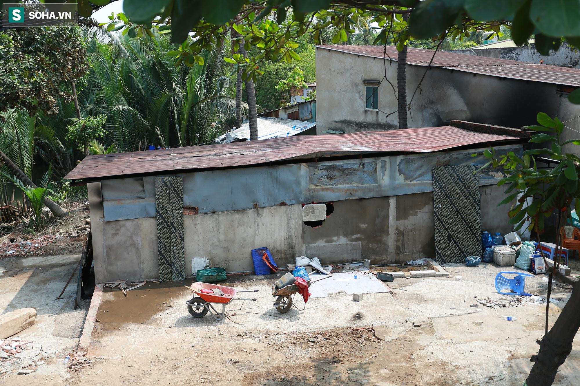 Xót xa hình ảnh còn lại sau đám cháy khiến 6 người trong một gia đình tử vong ở TP.Thủ Đức - Ảnh 2.