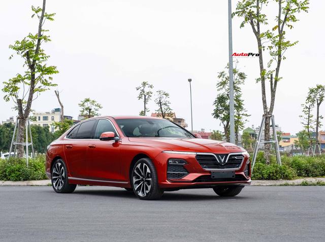 Vừa mua VinFast Lux A2.0 bản full còn chưa đăng ký đã vội lên SA2.0, chủ xe nhượng lại giá 950 triệu đồng - Ảnh 1.