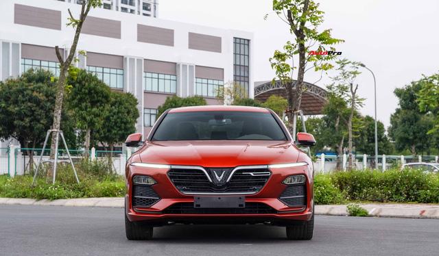 Vừa mua VinFast Lux A2.0 bản full còn chưa đăng ký đã vội lên SA2.0, chủ xe nhượng lại giá 950 triệu đồng - Ảnh 2.