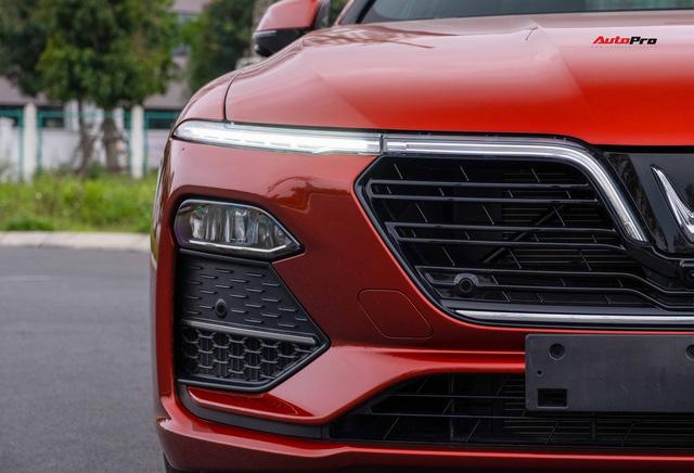 Vừa mua VinFast Lux A2.0 bản full còn chưa đăng ký đã vội lên SA2.0, chủ xe nhượng lại giá 950 triệu đồng - Ảnh 6.