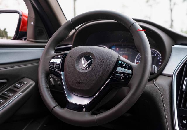 Vừa mua VinFast Lux A2.0 bản full còn chưa đăng ký đã vội lên SA2.0, chủ xe nhượng lại giá 950 triệu đồng - Ảnh 11.