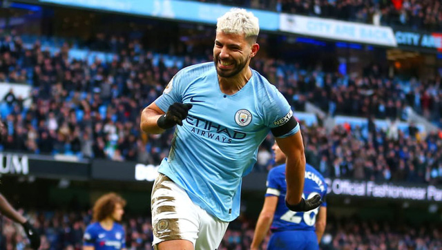 Aguero viết tâm thư tri ân Manchester City - Ảnh 2.