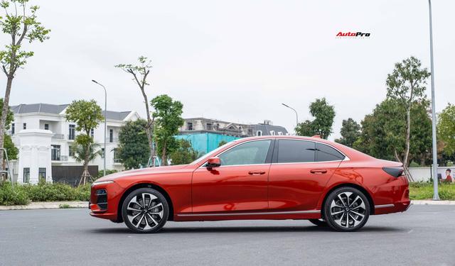 Vừa mua VinFast Lux A2.0 bản full còn chưa đăng ký đã vội lên SA2.0, chủ xe nhượng lại giá 950 triệu đồng - Ảnh 3.