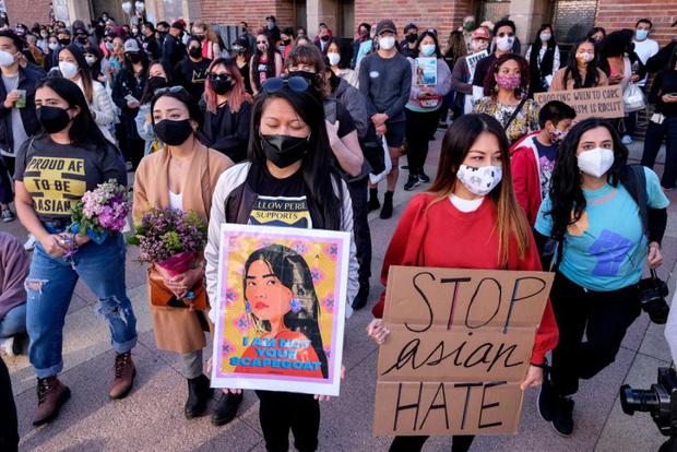Giữa làn sóng kỳ thị tấn công người gốc Á, ông bố gốc Việt bị đánh vào đầu từ phía sau, con gái uất ức lên tiếng kể lại sự việc kinh hoàng - Ảnh 4.