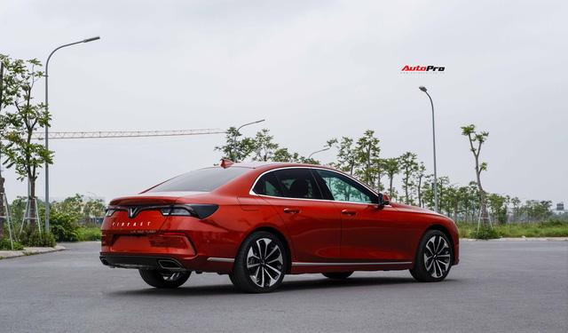 Vừa mua VinFast Lux A2.0 bản full còn chưa đăng ký đã vội lên SA2.0, chủ xe nhượng lại giá 950 triệu đồng - Ảnh 4.