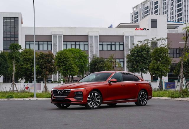 Vừa mua VinFast Lux A2.0 bản full còn chưa đăng ký đã vội lên SA2.0, chủ xe nhượng lại giá 950 triệu đồng - Ảnh 19.