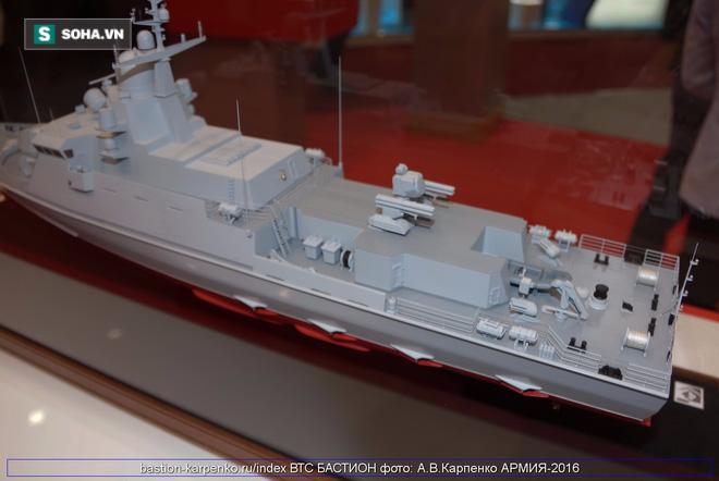 Hải quân Việt Nam nghiên cứu tàu tên lửa Karakurt: Cực mạnh và mới nhất của Nga - Thẳng lên hiện đại? - Ảnh 2.