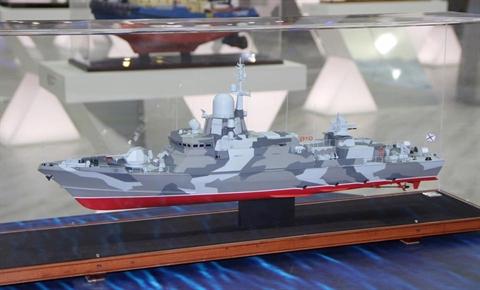 Hải quân Việt Nam nghiên cứu tàu tên lửa Karakurt: Cực mạnh và mới nhất của Nga - Thẳng lên hiện đại? - Ảnh 4.