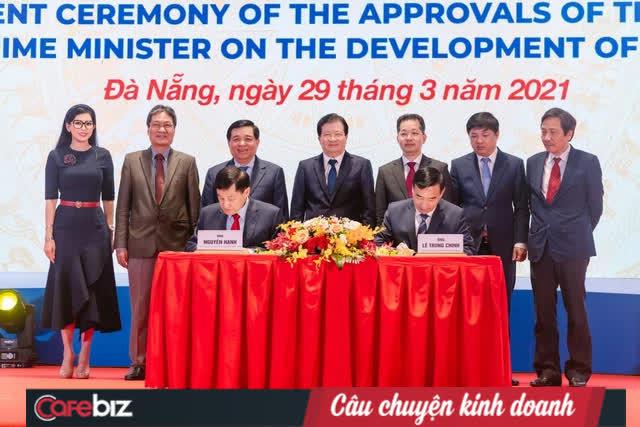 Không chỉ trung tâm tài chính, vua hàng hiệu Hạnh Nguyễn sẽ đầu tư liên hoàn các dự án tại Đà Nẵng, tổng vốn đầu tư 8 tỷ USD - Ảnh 1.