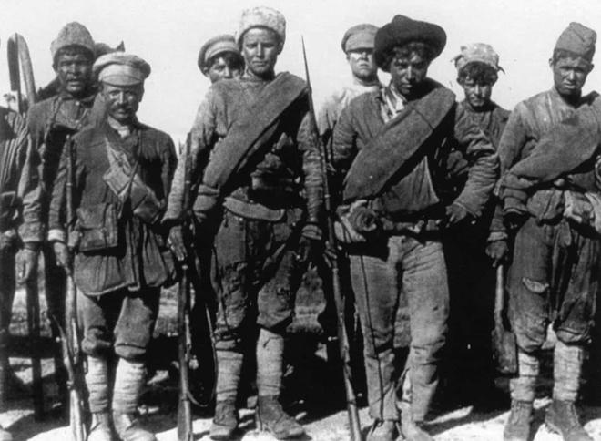 Nước Nga, mùa xuân 1918 - ảnh 5