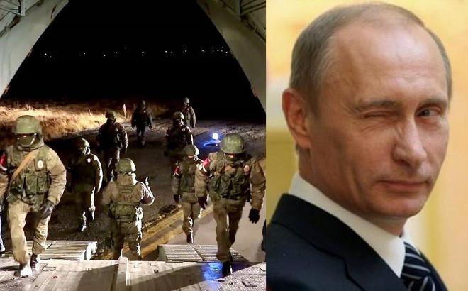 Cuộc chiến tranh hỗn hợp toàn cầu của TT Nga Putin: Mọi con đường đều dẫn tới Ukraine - Ảnh 1.