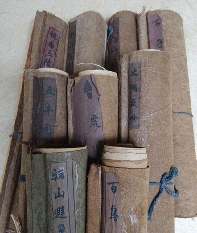 Nhà khảo cổ bỏ 1.800 NDT mua lại bó củi từ một cụ già: Đây là bảo vật quốc gia, giá trị không dưới 100 triệu NDT! - Ảnh 5.
