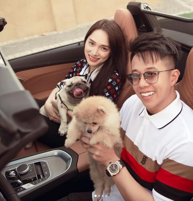 Đang yên lành Hương Giang bỗng nói chuyện 'ở lại hay ra đi' và 'buông', netizen đặt luôn nghi vấn chia tay Matt Liu - ảnh 2