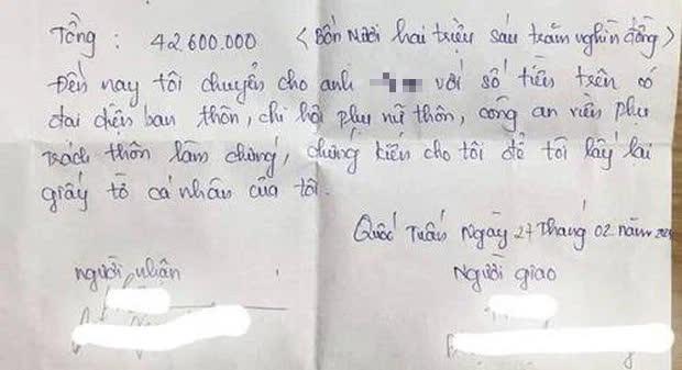 Vụ cô giáo xinh đẹp bị chồng đòi 42 triệu tiền ăn, tiền khám khi chia tay: 2 vợ chồng chưa ly hôn, vẫn đang chung sống! - Ảnh 2.