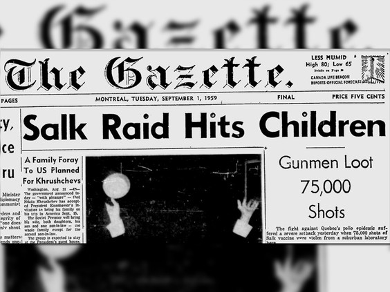 Li kỳ vụ trộm vắc-xin đi vào lịch sử năm 1959: Nó đã dạy chúng ta điều gì trong cuộc tiêm chủng COVID-19? - Ảnh 3.