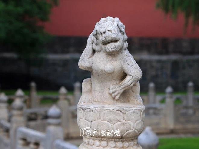 Hướng dẫn viên tiết lộ 3 đồ vật thần bí giúp Tử Cấm Thành thu hút hàng triệu lượt khách du lịch - Ảnh 4.