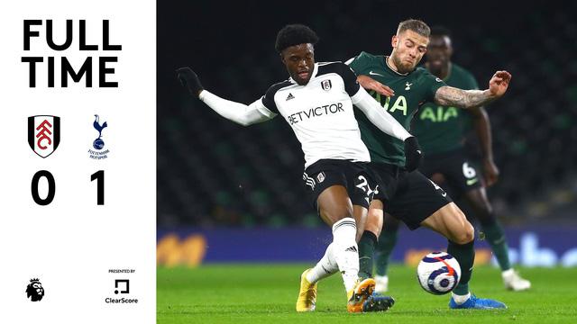 Fulham 0-1 Tottenham: Chiến thắng gây tranh cãi! - Ảnh 4.