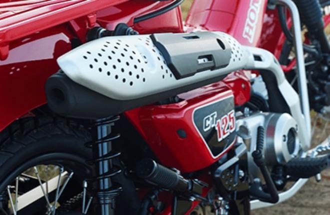 Hậu duệ Super Cub huyền thoại - Xe số có giá ngang Honda SH - Ảnh 5.