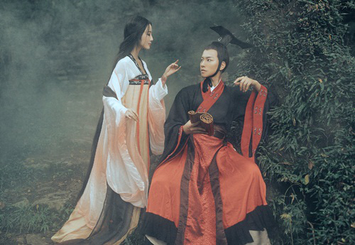 Hoàng đế Trung Quốc hoang dâm vô độ, tằng tịu với góa phụ để rồi chết thảm - Ảnh 4.