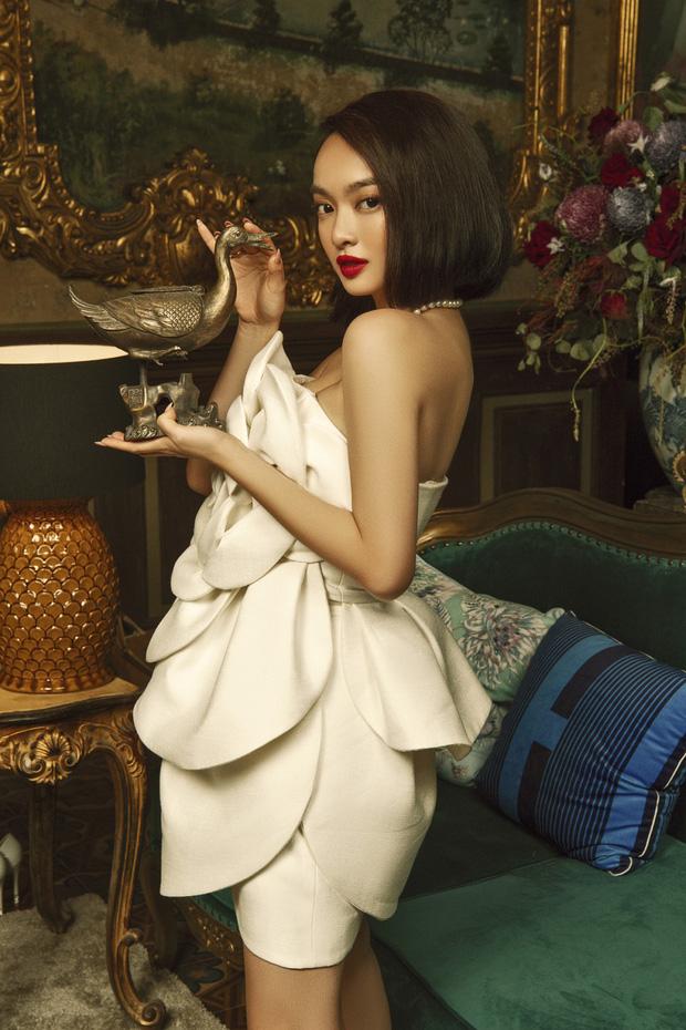 Hành trình nhan sắc của Kaity Nguyễn: Từ hotgirl ngực khủng đến ngọc nữ, lột xác ngoạn mục nhờ hút mỡ vòng 1 và giảm 9kg - Ảnh 32.