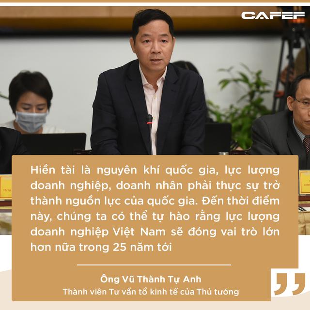 Đối thoại 2045: 25 năm để xuất hiện những tập đoàn khổng lồ của Việt Nam  - Ảnh 12.