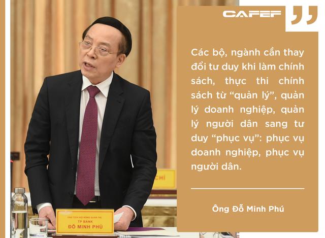 Đối thoại 2045: 25 năm để xuất hiện những tập đoàn khổng lồ của Việt Nam  - Ảnh 6.