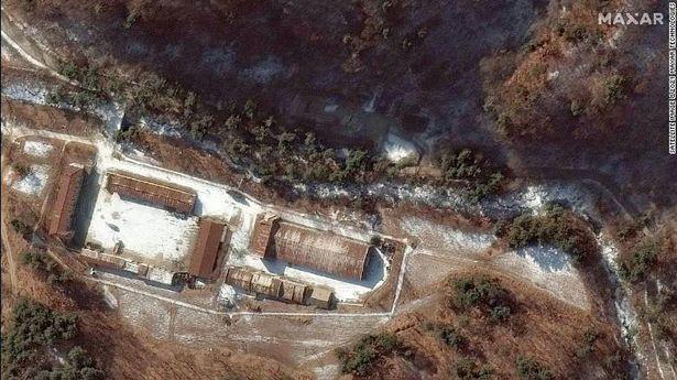 Rò rỉ hình ảnh mới từ Triều Tiên khiến thế giới lo ngại - ảnh 1