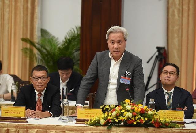 VinaCapital cam kết kêu gọi đầu tư 10 tỷ USD vào Việt Nam - Ảnh 1.