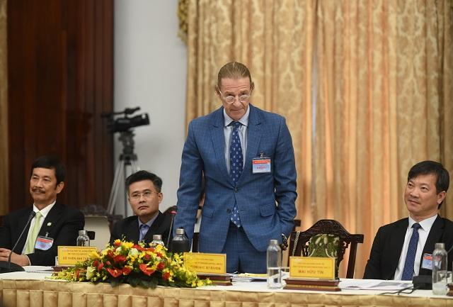 VinaCapital cam kết kêu gọi đầu tư 10 tỷ USD vào Việt Nam - Ảnh 2.