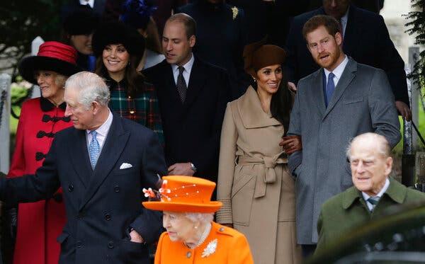 Meghan Markle tung cáo buộc bom tấn nhằm vào Hoàng gia Anh: Tôi không muốn sống nữa! - Ảnh 1.